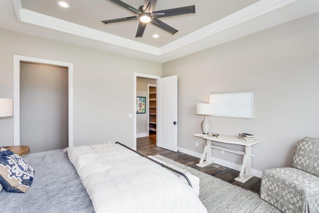 Magnolia Floor Plan Master Suite