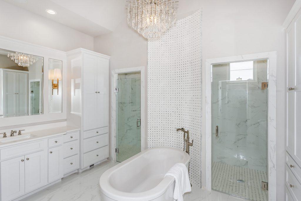 Magnolia Floor Plan Master Bathroom Full