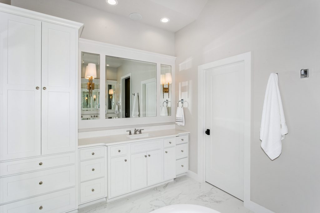 Magnolia Floor Plan Master Bathroom Vanity