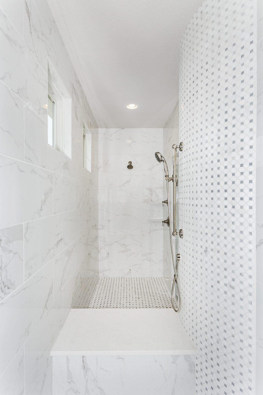 Magnolia Floor Plan Master Shower 2