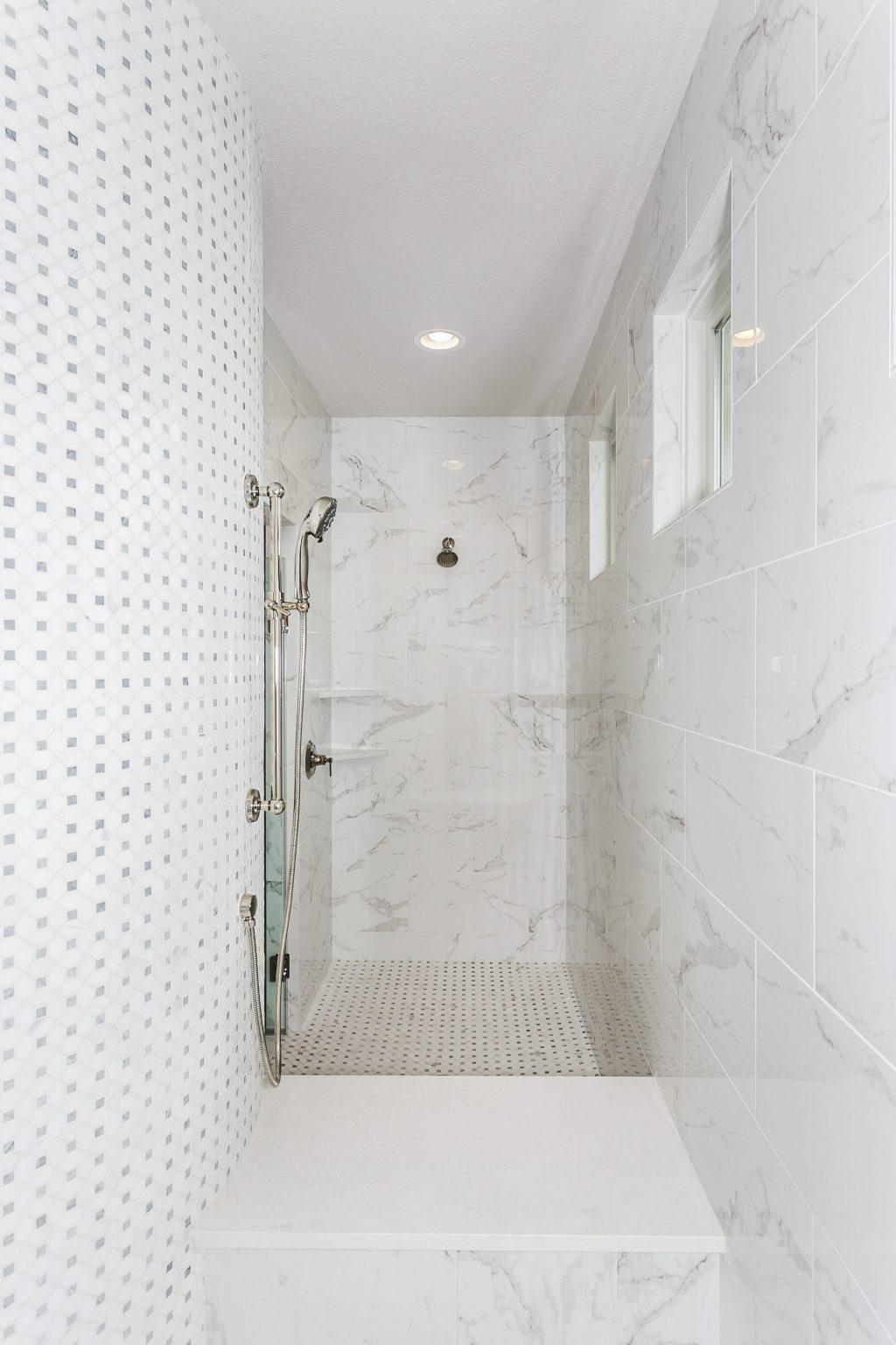 Magnolia Floor Plan Master Shower 1
