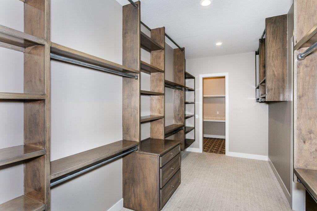 Magnolia Floor Plan Master Closet Entry