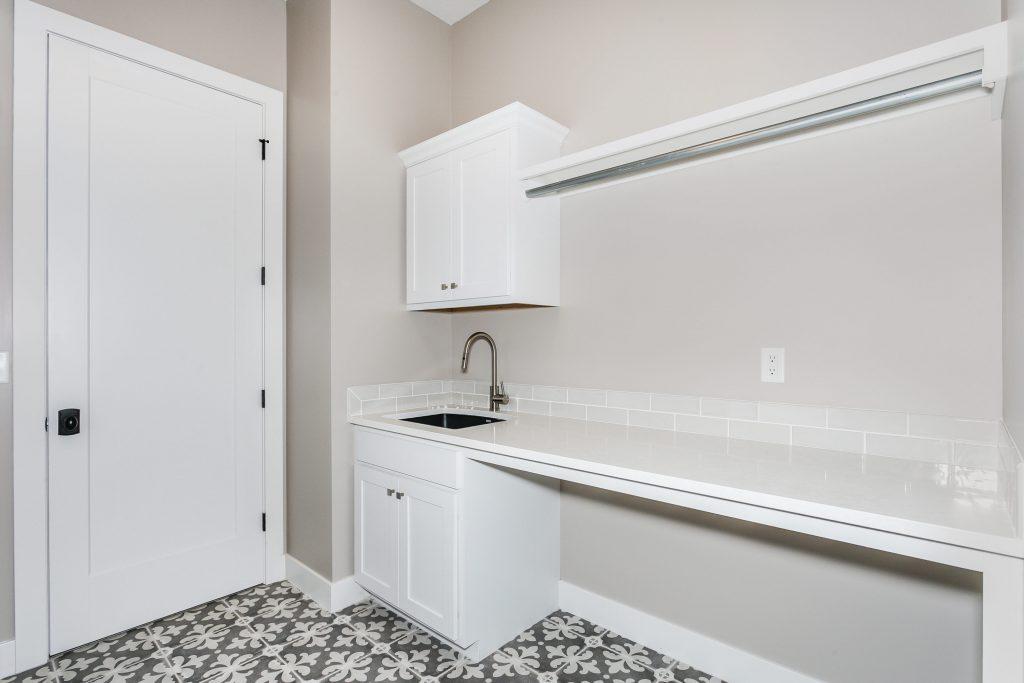 Magnolia Floor Plan Laundry Room Counter