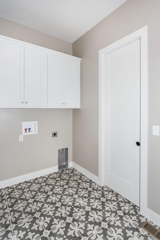 Magnolia Floor Plan Laundry Room