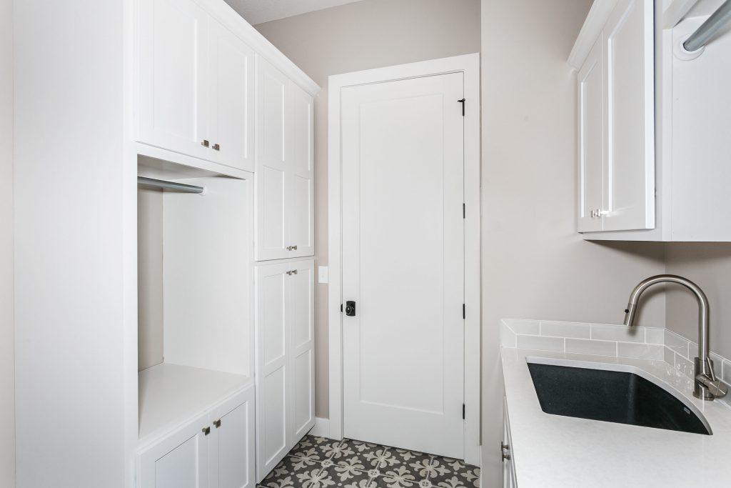 Magnolia Floor Plan Laundry Room Storage