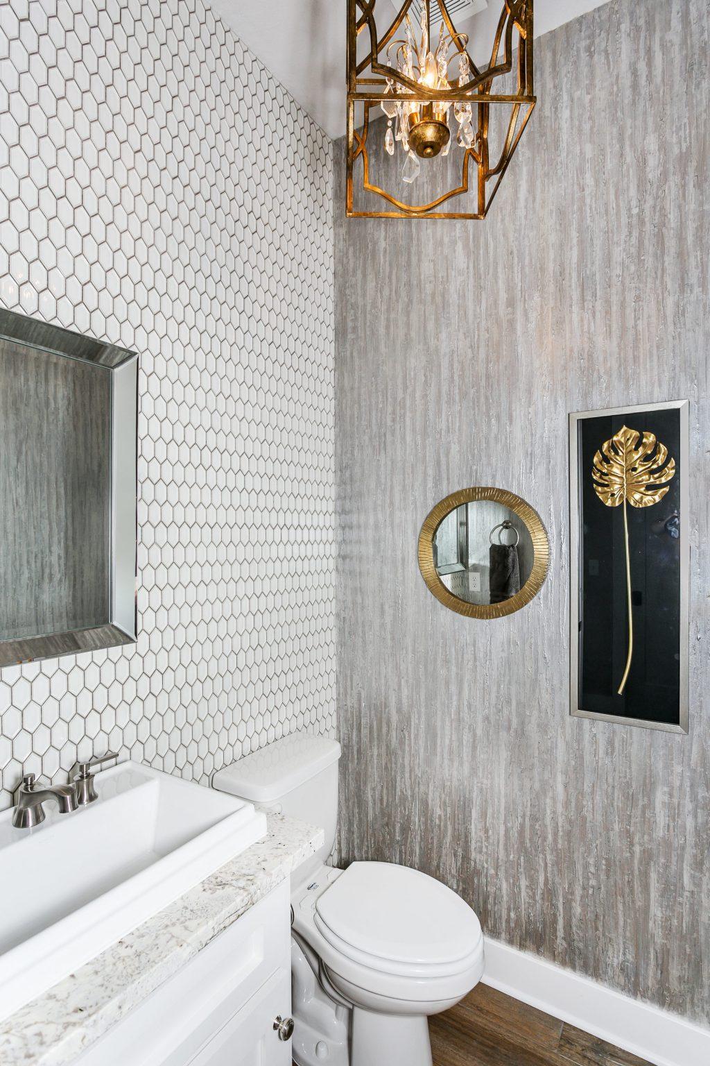 Magnolia Floor Plan Powder Room