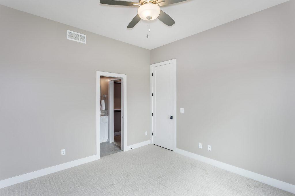 Magnolia Floor Plan Bedroom 2 Entry