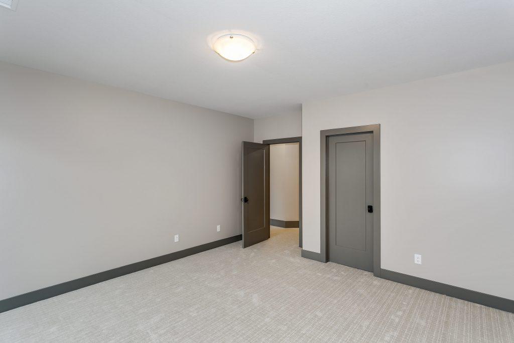 Magnolia Floor Plan Bedroom 4 Entry