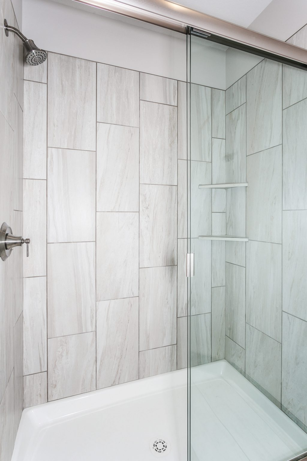 Magnolia Floor Plan Bathroom Shower