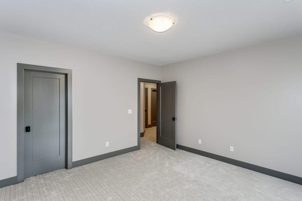 Magnolia Floor Plan Bedroom 5 Entry