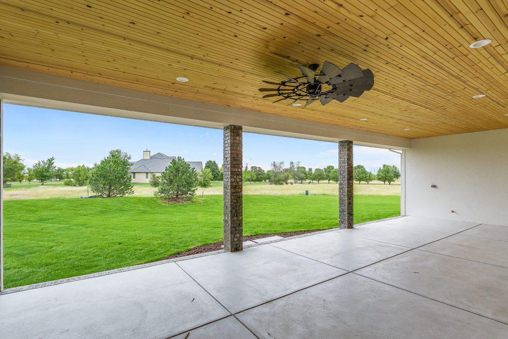 Magnolia Floor Plan Covered Porch