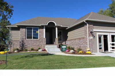 Mandalay Custom Home in Wichita