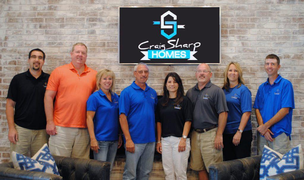 Craig Sharp Homes Team