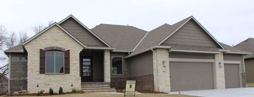 New Custom Home from Craig Sharp Homes
