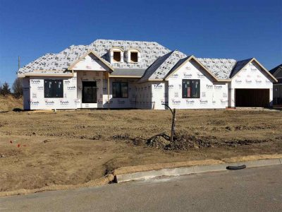 Bradbury Custom Home Construction in Wichita