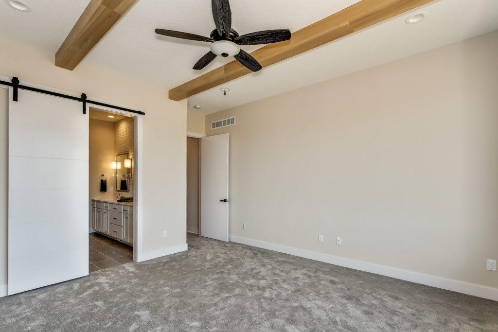 Summerset Terrace Farmhouse Master Bedroom and Bathroom