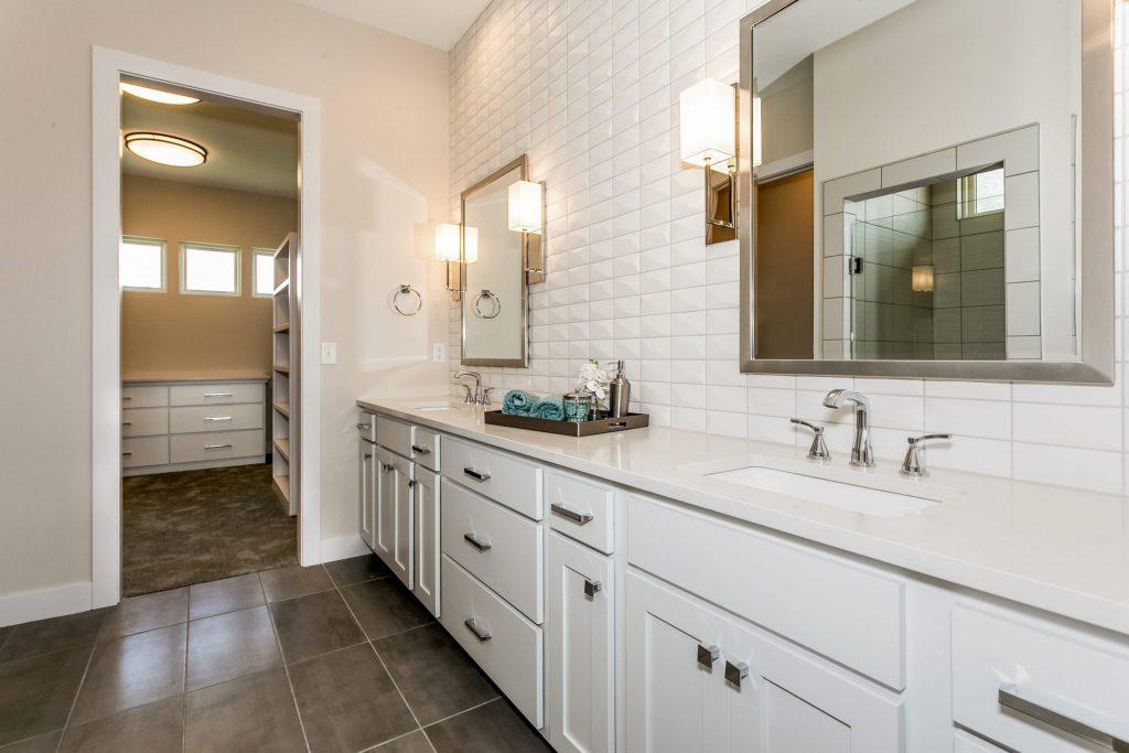 Summerset Terrace Farmhouse Master Bathroom