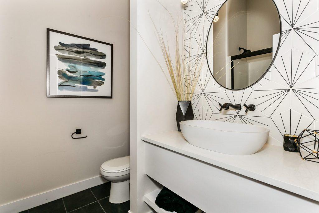 Summerset Terrace Farmhouse Bathroom