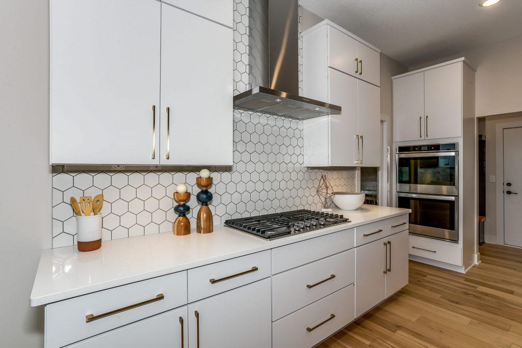 Mandalay Prairie Style Kitchen Cabinets