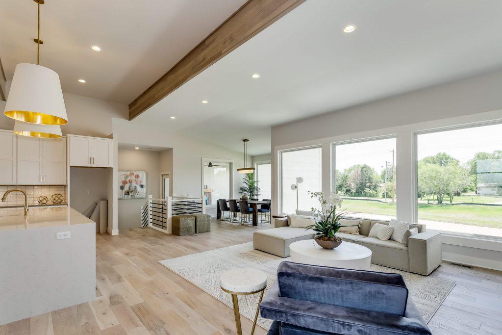 Summerset Terrace Prairie Living Room
