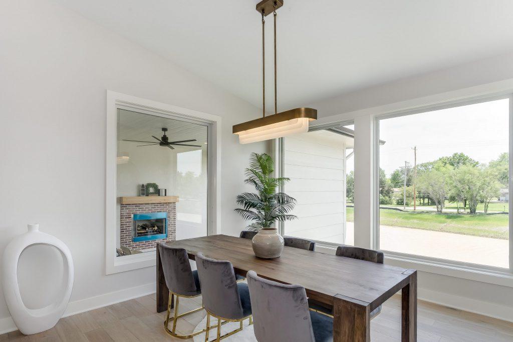 Summerset Terrace Prairie Dining Room