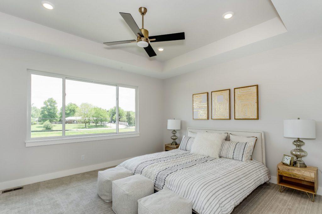 Summerset Terrace Prairie Master Bedroom