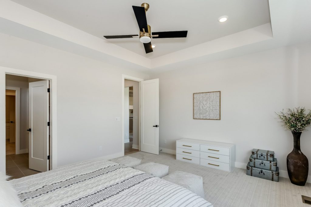 Summerset Terrace Prairie Master Bedroom Entry