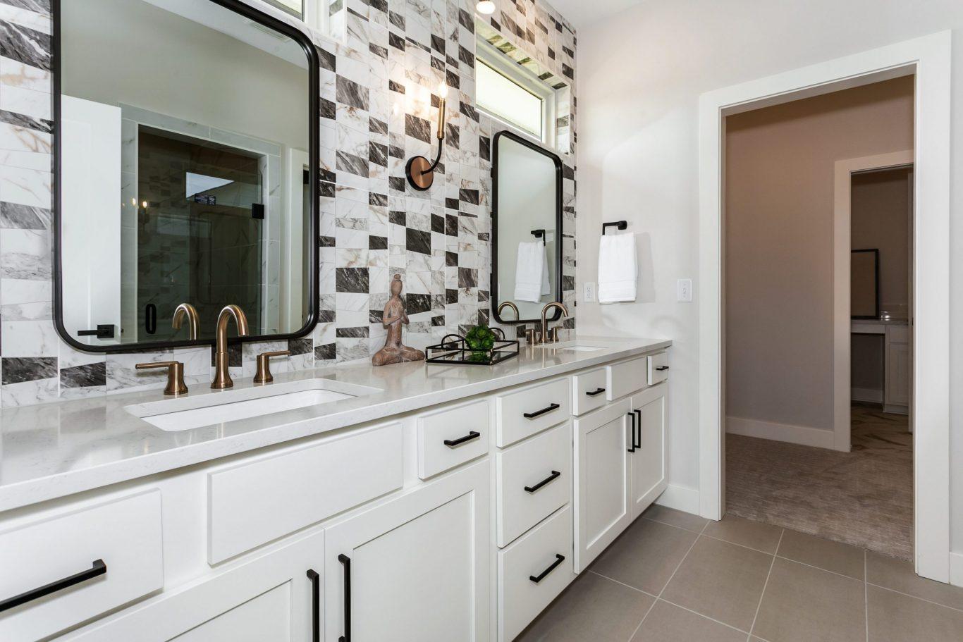 Summerset Terrace Prairie Master Bath