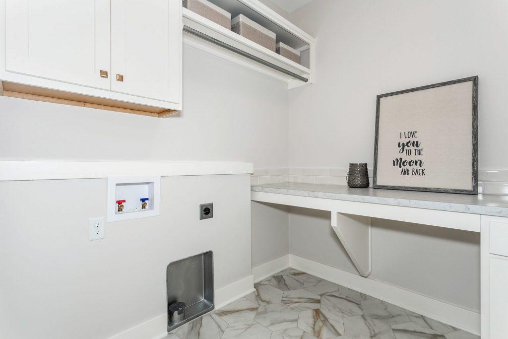 Summerset Terrace Prairie Laundry Room