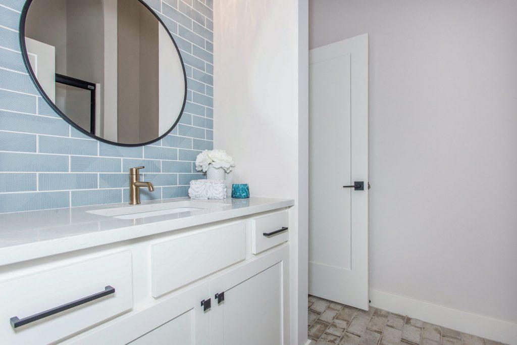 Summerset Terrace Farmhouse Bathroom Vanity