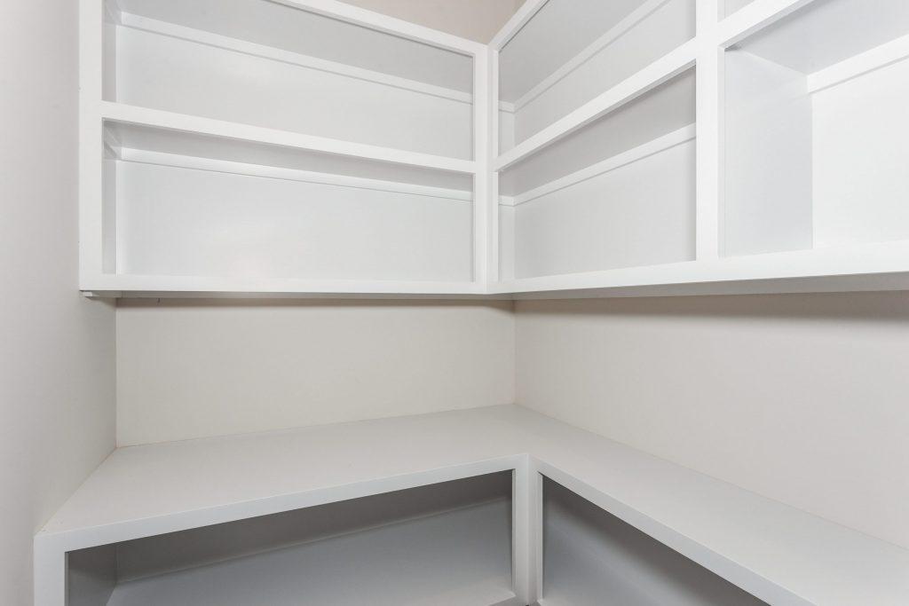 Mandalay 1.5 Story Pantry Shelves