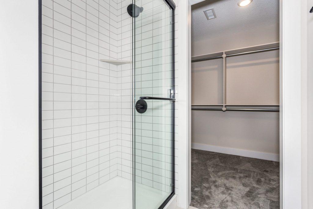 Mandalay 1.5 Story Shower and Closet