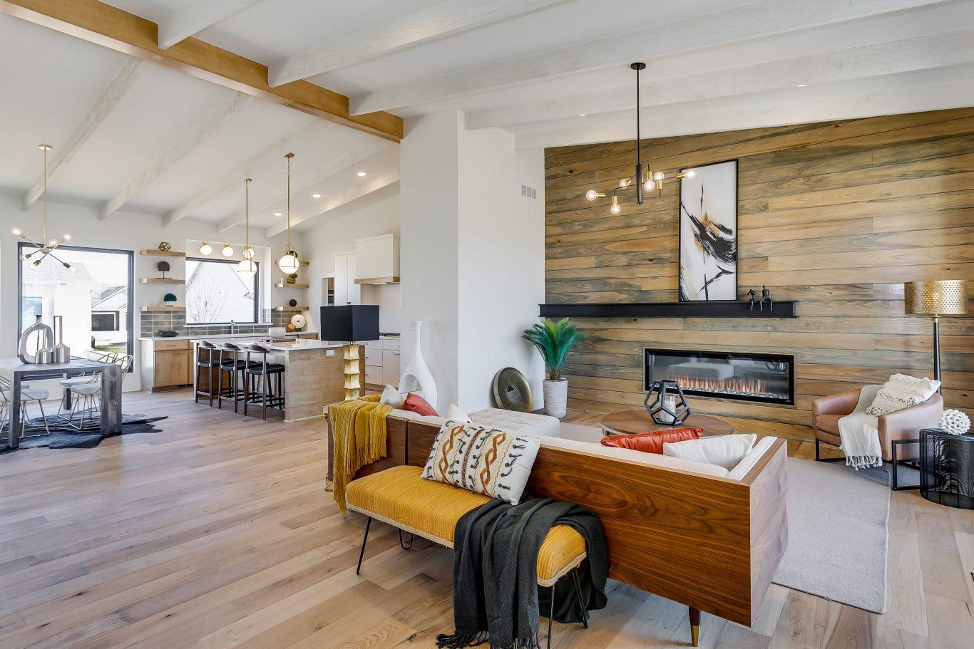 Kennedy Floor Plan Open Great Room