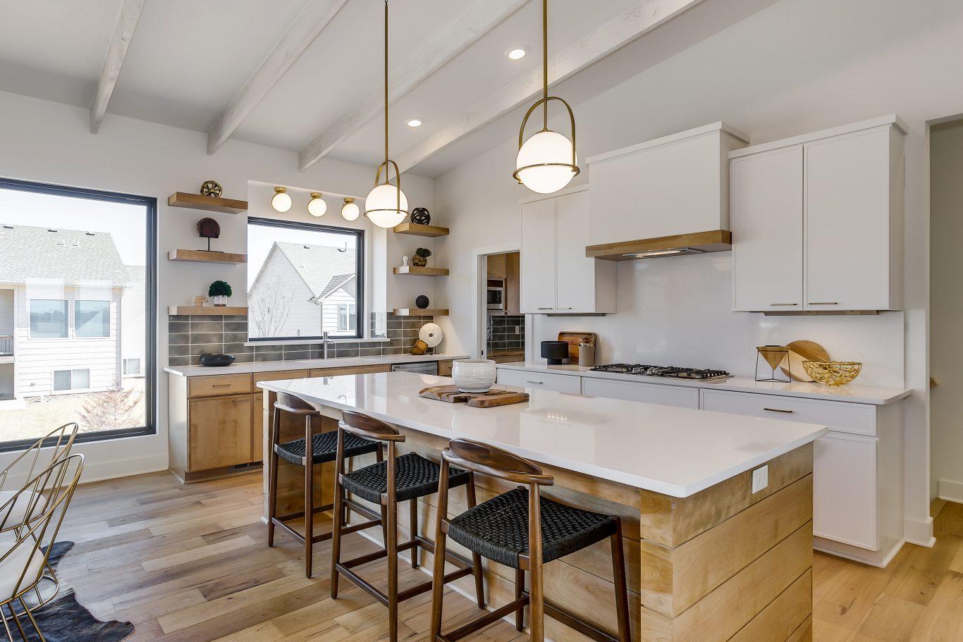 Kennedy Floor Plan Kitchen Island