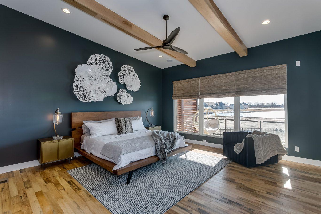Summerset Estate Master Bedroom Windows
