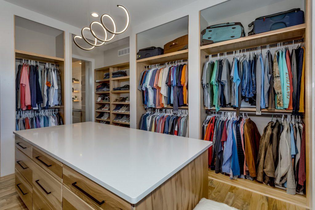 Summerset Estate Master Closet