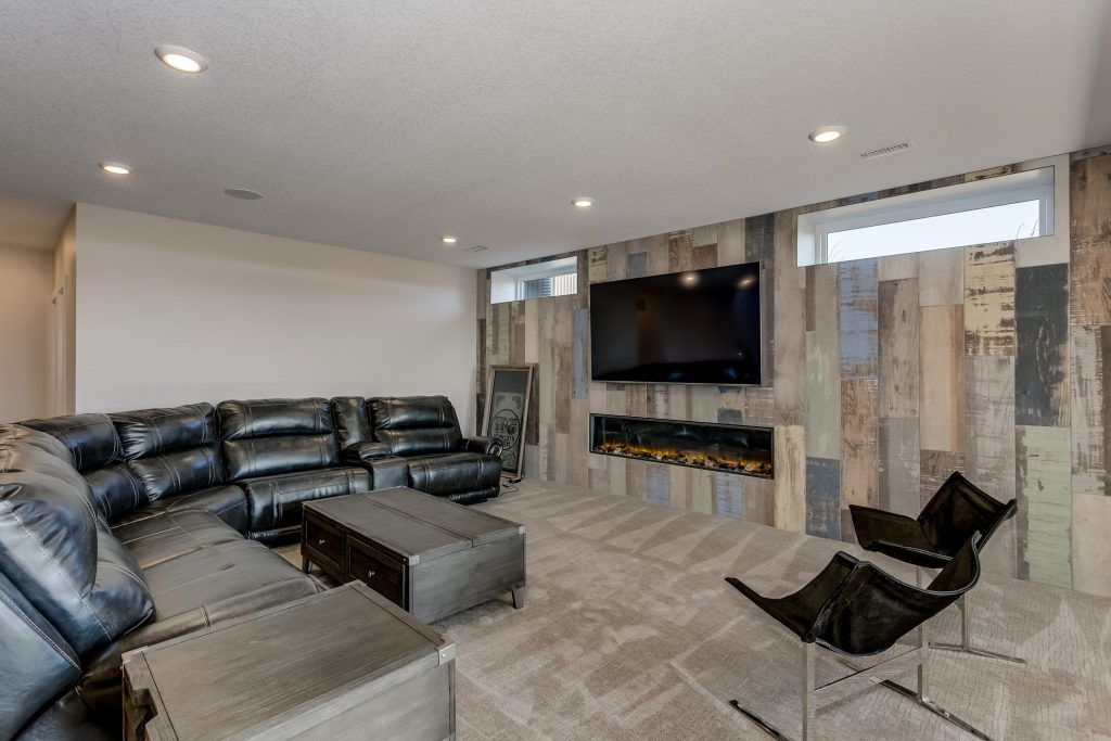 Summerset Estate Basement Living Area