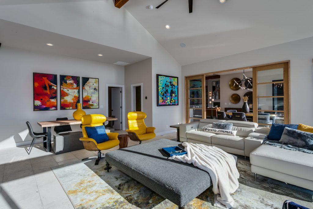 Summerset Estate Living Area
