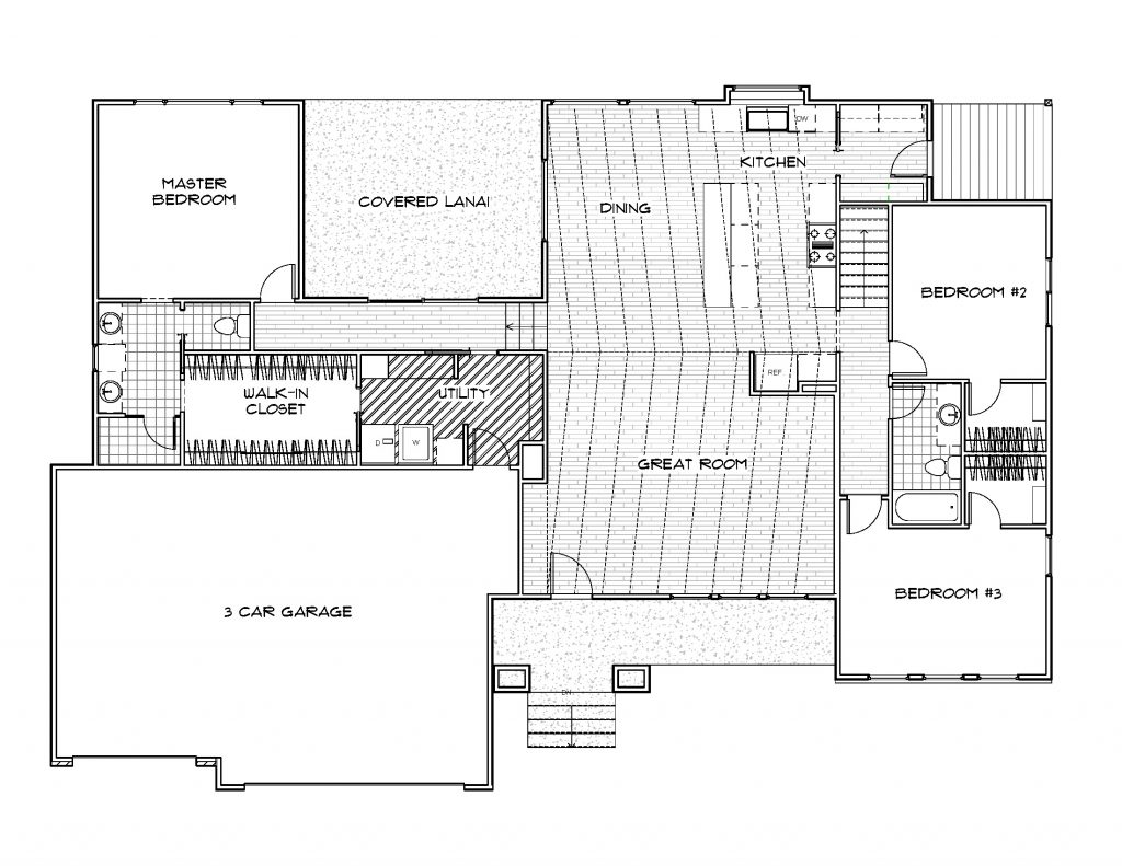 Kennedy Floor Plan