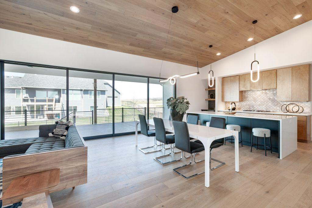 Gunnison Floor Plan Kitchen & Dining