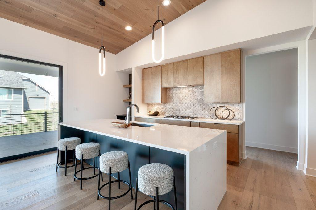 Gunnison Floor Plan Kitchen Island