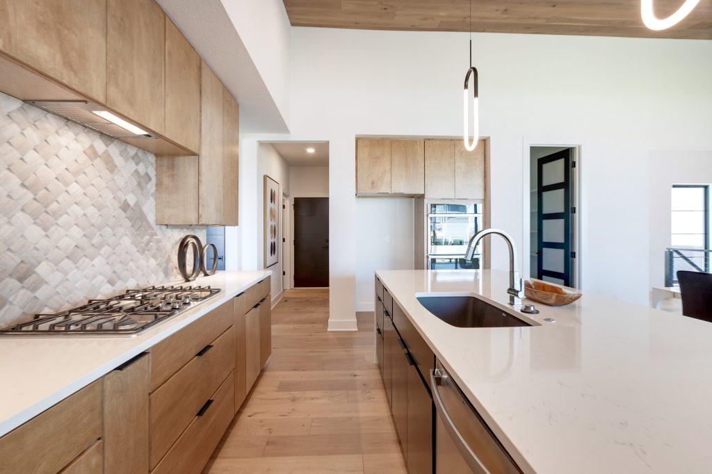 Gunnison Floor Plan Kitchen