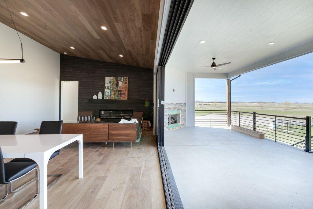 Gunnison Floor Plan Lanai Entrance