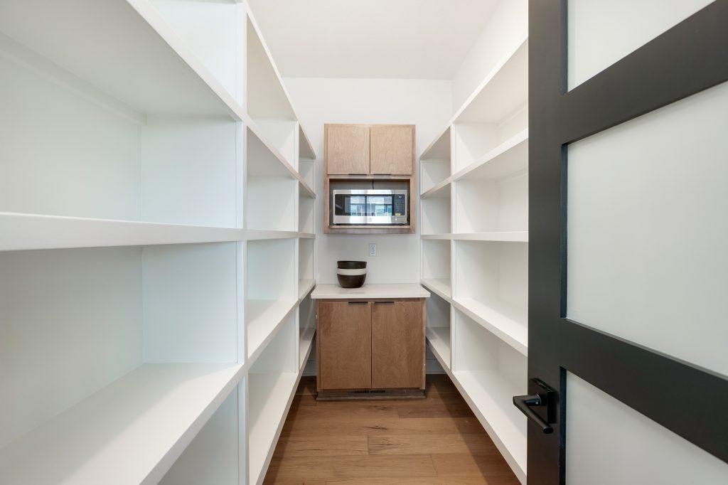 Gunnison Floor Plan Walk-In Pantry