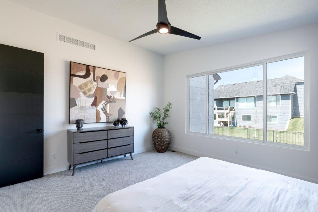 Gunnison Floor Plan Master Bedroom View