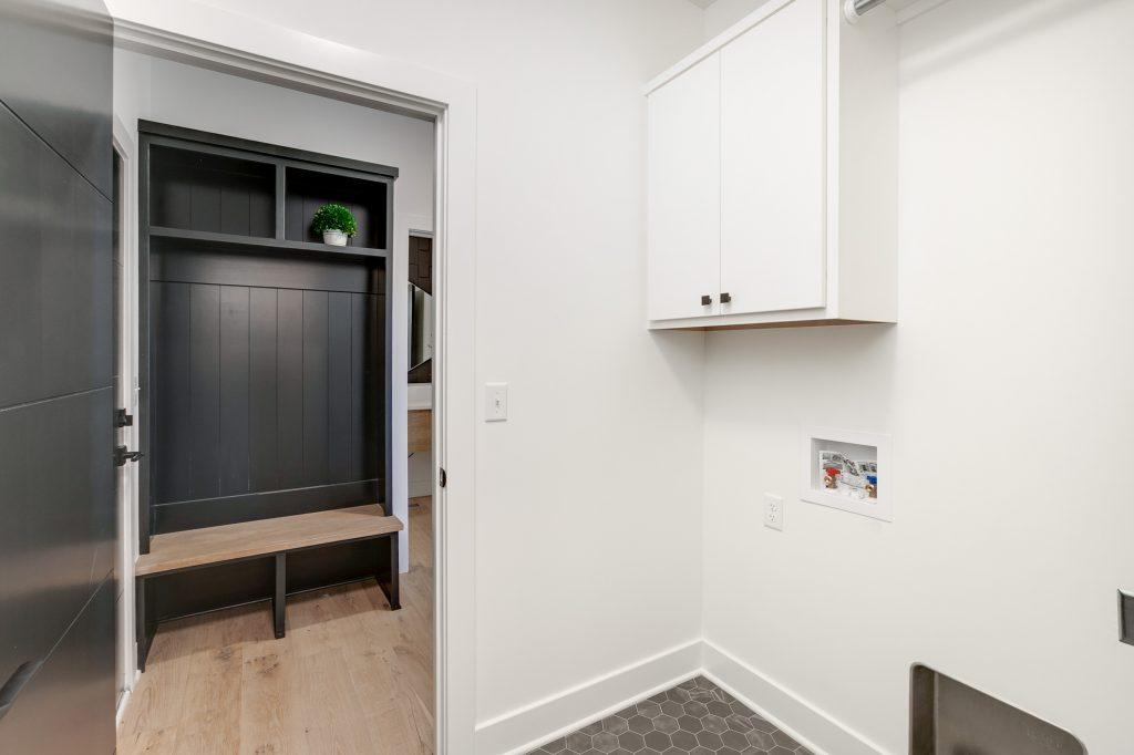 Gunnison Floor Plan Laundry Room