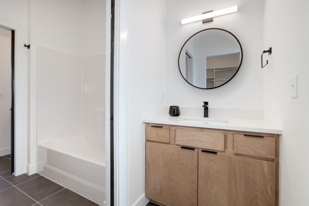 Gunnison Floor Plan Bathroom Vanity 2