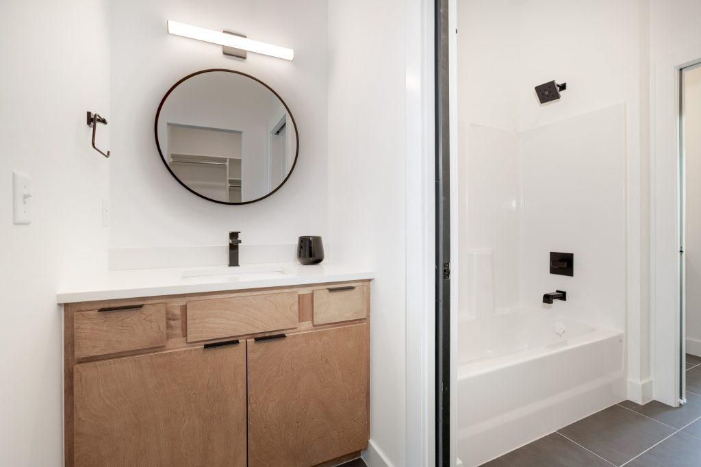 Gunnison Floor Plan Vanity 1