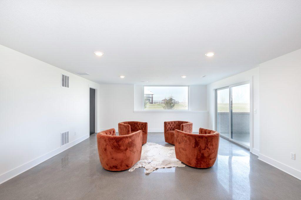 Gunnison Floor Plan Family Room