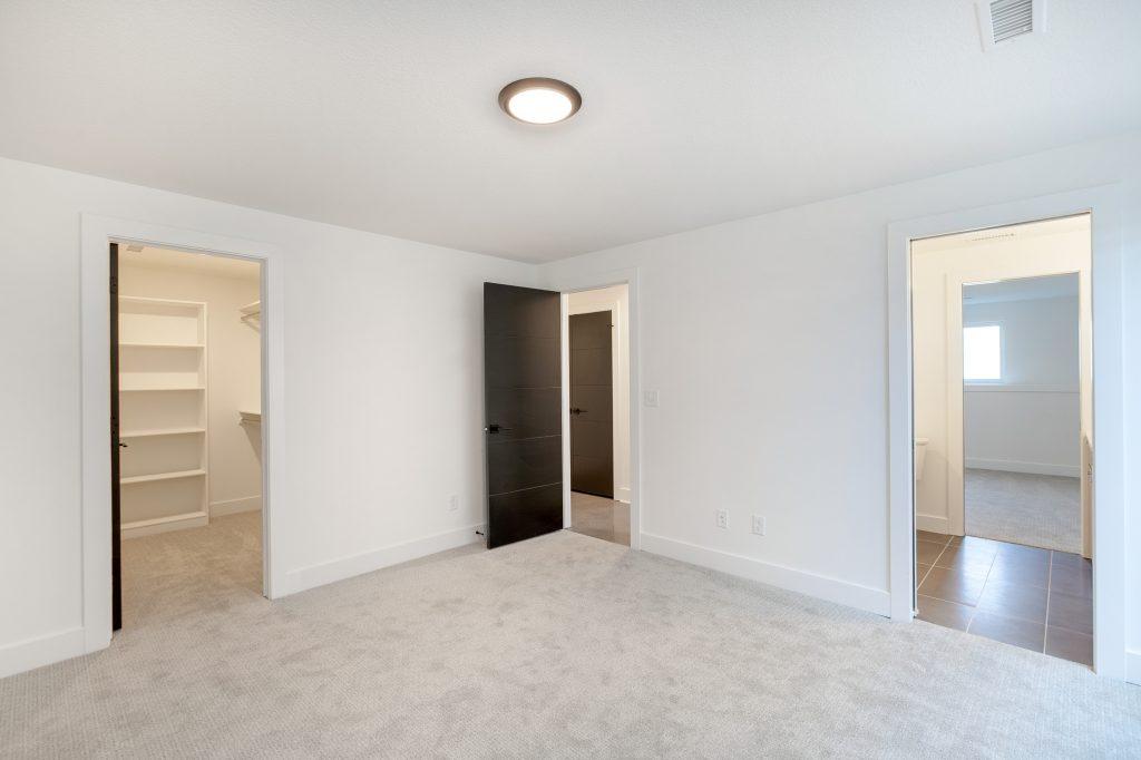 Gunnison Floor Plan Lower Level Bedroom